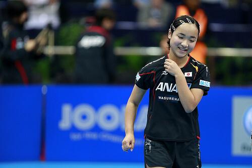 この画像は、サイトの記事「卓球 伊藤美誠 子供 おすすめYouTube無料動画まとめ集!」のイメージ写真画像として利用しています。
