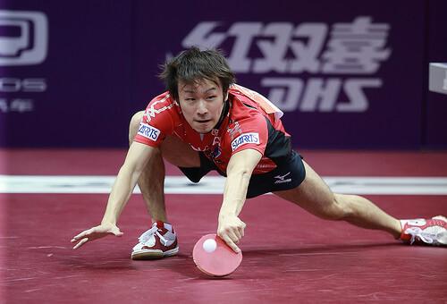 この画像は、サイトの記事「卓球 丹羽孝希 スーパープレイ おすすめYouTube無料動画まとめ集!」のイメージ写真画像として利用しています。