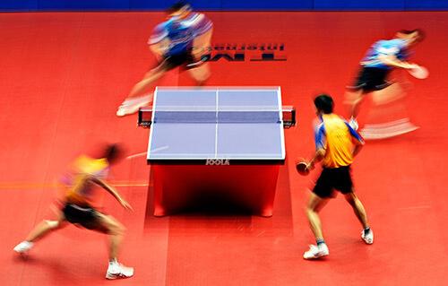 この画像は、サイトの記事「ラージボール卓球 ダブルス おすすめYouTube無料動画まとめ集!」のイメージ写真画像として利用しています。