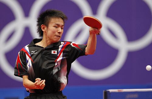 この画像は、サイトの記事「卓球 丹羽孝希 リオ おすすめYouTube無料動画まとめ集!」のイメージ写真画像として利用しています。