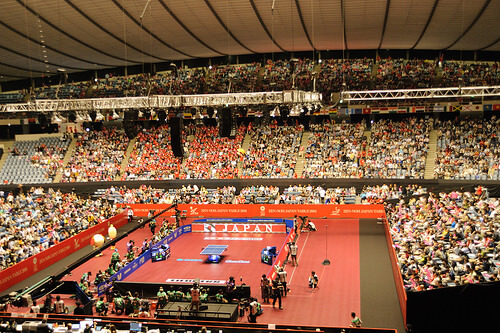 この画像は、サイトの記事「全日学選抜 卓球 おすすめYouTube無料動画まとめ集!」のイメージ写真画像として利用しています。
