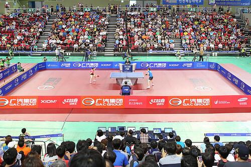 この画像は、サイトの記事「韓国オープン 卓球 おすすめYouTube無料動画まとめ集!」のイメージ写真画像として利用しています。