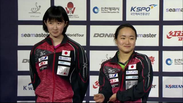 この画像は、サイトの記事「韓国オープン 卓球 ダブルス おすすめYouTube無料動画まとめ集!」のイメージ写真画像として利用しています。