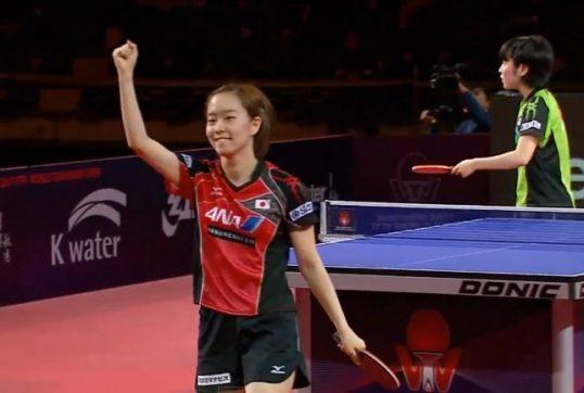 この画像は、サイトの記事「韓国オープン 卓球 石川佳純 おすすめYouTube無料動画まとめ集!」のイメージ写真画像として利用しています。