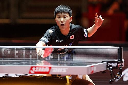 この画像は、サイトの記事「中国オープン 卓球 張本智和 おすすめYouTube無料動画まとめ集!」のイメージ写真画像として利用しています。