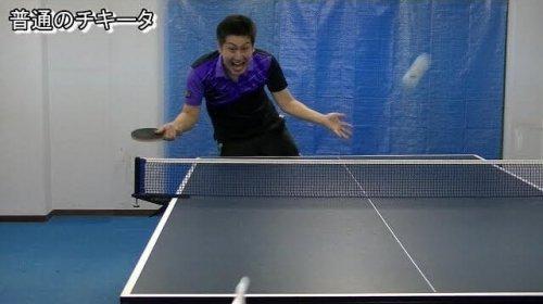 この画像は本文(このサイトの記事)「卓球芸人 チキータ【YouTube人気動画】おもしろ画像切り取りまとめ」の記事を補足する画像として利用しています。